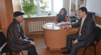 Міський голова провів особистий прийом жителів міста Переяслава-Хмельницького