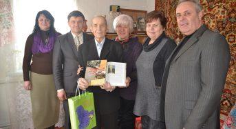 Ровеснику заснування Київщини В'ячеславу Захаровичу Бутнику виповнилося 85 років!