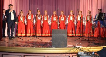 Гала-концертом завершився міський фестиваль народної творчості «Лине пісня з народних джерел»