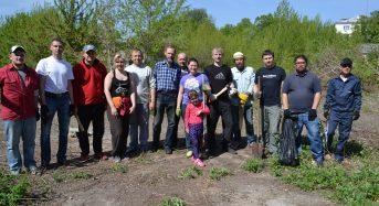 Жителі міста Переяслава-Хмельницького долучилися до акції let's Do It, Ukraine! (Зробимо Україну чистою!)