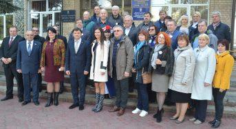 В Переяславі-Хмельницькому делегації естонців найбільше дякували за допомогу у євроінтеграції