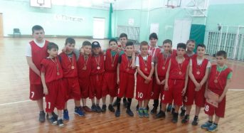 Переяслав-Хмельницька команда з баскетболу виборола 3 місце ЮБЛКО серед юнаків 2006-07 р.н.