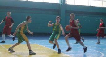 Юні баскетболісти із Переяслава поки що треті