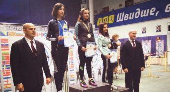 Студентка Переяслав-Хмельницького вишу чемпіонка України з гирьового спорту