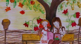 Київський обласний ресурсний центр проводить конкурс дитячого малюнку, в ньому беруть переяславці