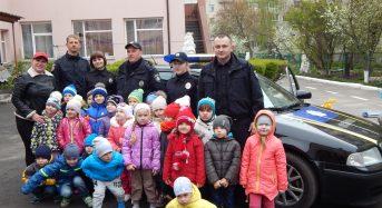 """В Переяславі-Хмельницькому відбулася профілактична акція """"Ми – за безпеку на дорозі!"""""""