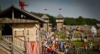 Древній Київ у «Парку Київська Русь» запрошує на святкування Великодня