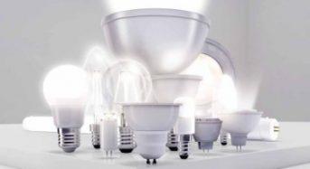 Пропонуємо поставку світлодіодних ламп та світильників з цоколем