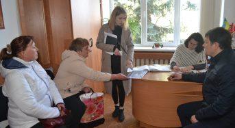 12 квітня відбувся особистий прийом громадян міським головою Тарасом Костіним