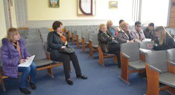 В міській раді відбулася нарада з представниками аптечних закладів