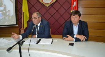 Відбулося перше пленарне засідання 36-ї сесії Переяслав-Хмельницької міської ради