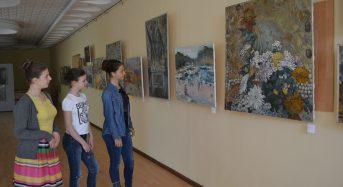 В Переяславі-Хмельницькому відкрилася виставка художників Миколаївщини