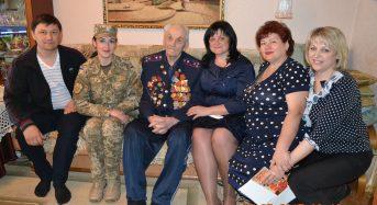 Очільники міста Переяслава-Хмельницького особисто відвідали всіх учасників Другої світової війни (Фото)