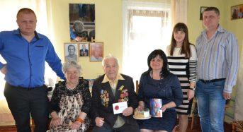 Голова Переяслав-Хмельницької міської  ради  ветеранів: Дякуємо за вшанування ветеранів