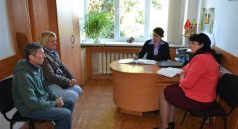 Заступник міського голови провела особистий прийом жителів міста Переяслава-Хмельницького