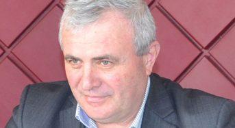 Привітання міського самоврядування із ювілеєм першому заступнику міського голови Григорію Миколайовичу Карнауху