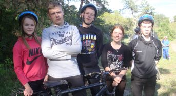 Обласні змагання зі спортивного туризму серед учнівської молоді Київщини