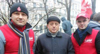 У вічність відійшла епоха революціонера-романтика, шукача політичних рішень для розбудови незалежності України Юрія Івановича Глазунова