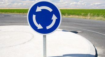 """Про внесення зміни до статті 41 Закону України """"Про дорожній рух"""" щодо пріоритетності транспортних засобів, які рухаються по колу"""