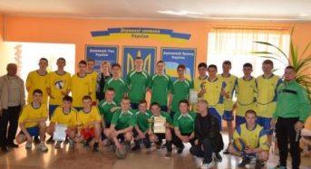 """Команда ЦПТО виборола """"золото"""" у фінальних змаганнях обласного етапу Всеукраїнських змагань з волейболу"""
