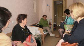 На Переяславщині в госпіталі  проведено «День Пенсійного фонду»