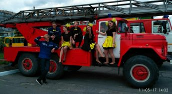 Переяслав-Хмельницька команда ЗОШ №2 «Друга зміна» прийняла участь в фінальному етапі Всеукраїнського фестивалю Дружин юних пожежних