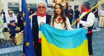 Юна переяславка Даша Середа перемогла на пісенному фестивалі в Італії