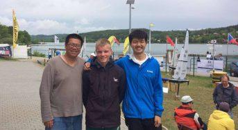 Переяславець Ігор Денисюк виступав на чемпіонаті світу із суднономодельного спорту