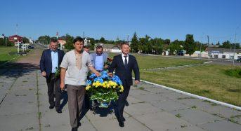 Голова Київської ОДА Олександр Горган здійснив робочу поїздку до Переяслава-Хмельницького
