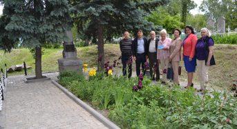 Меценати впорядкували братську могилу «Бабин Яр Переяслава»
