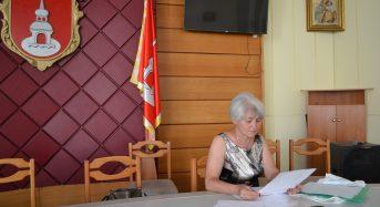 Міська виборча комісія Переяслава-Хмельницького провела позачергове засідання