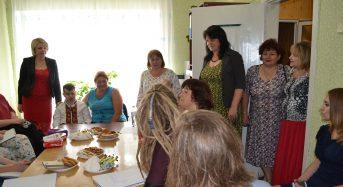 Відбулася зустріч працівників центру соціальних служб з делегацією з Німеччини