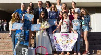 Переяславка Катя Гігійчук у конкурсі «Яскраві діти України» завоювала перше місце