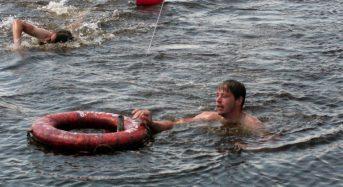 На березі Дніпра визначали найкращих спортсменів