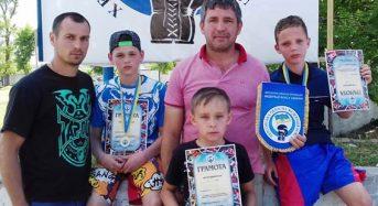 На Всеукраїнському турнірі з боксу серед школярів юний переяславець Назар Чупрун не програв жодного бою