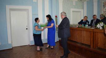 В Переяславі-Хмельницькому медиків привітали з професійним святом