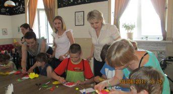 Година творчості і доброти об'єднала особливих дітей Переяслава