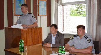 На Київщині відбулася нарада з підведення підсумків за шість місяців поточного року у службовій діяльності поліції