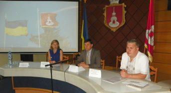В Переяславі-Хмельницькому відбулася зустріч міського голови з виконавчим директором МАОМС «КРОК ГРОМАД» Молоновим Сергієм