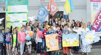 Депутат Лілія Тихонова сприяє встановленню дружніх зв'язків між дітьми Маріуполя і Переяслава-Хмельницького