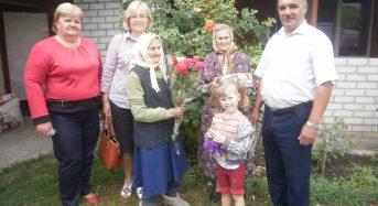 Жителька села  Пристроми  Переяслав – Хмельницького району Панчошна Уляна Пантелеймонівна 14 липня 2017 року відзначила свій 100-літній ювілей.