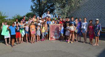 """Переяславські діти за кошти міста оздоровилися на півдні країни в дитячому таборі """"Альбатрос"""""""