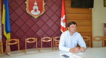Міський голова Тарас Костін провів апаратну нараду