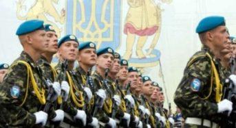 Уряд підвищив зарплати військовослужбовцям