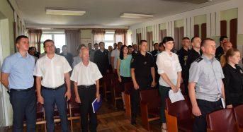 Міський голова привітав працівників правоохоронних органів  з Днем Національної поліції України