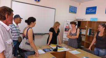 У Переяслав-Хмельницькому міськрайонному центрі зайнятості відбулася міні-ярмарка вакансій