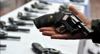 На Київщині місячник здачі вогнепальної зброї розпочинається в неділю