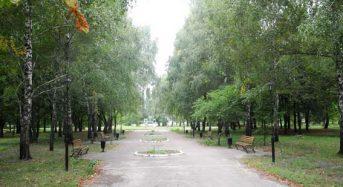 В Переяславі-Хмельницькому молодий депутат міської ради відновлює парк, який занепадав