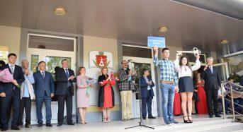 В День знань відбулася церемонія посвяти в студенти у Переяслав-Хмельницькому виші