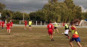 Турнір до Дня міста виграла футбольна команда сьомої школи